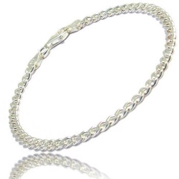 Silver chain in 925 sterling silver
