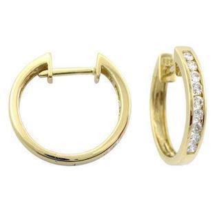 Houmann Earring, model E046759