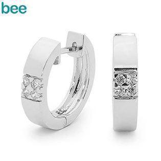 Bee Jewelry Earring, model 35510/cz